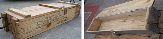 Woon Ammo Box Faraday Cage