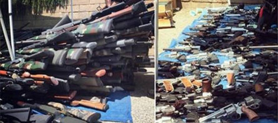 Supposed CIA Operative Caught With 1200 Guns and 2 Tons of Ammunition. What Was He Prepping For?