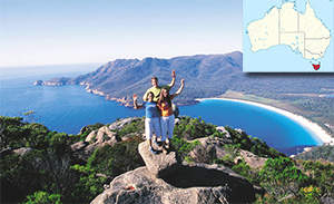 tasmania tourists