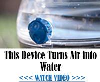 H2O Dynamo device