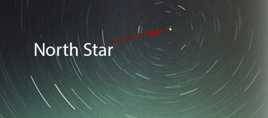How to Find the North Star in Less Than One Minute