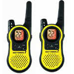 EMP 2-way handheld battery powered radios