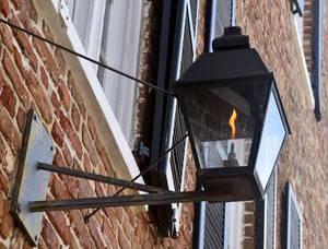 gas lamp prepper