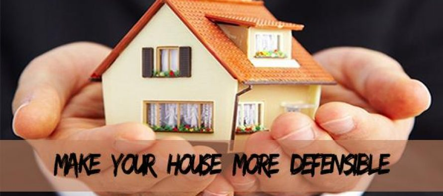 Ways to Make Your Home More Defensible