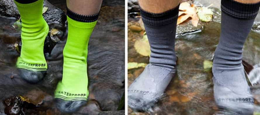 Waterproof Socks – One Step Further In Terms of Outdoors Living