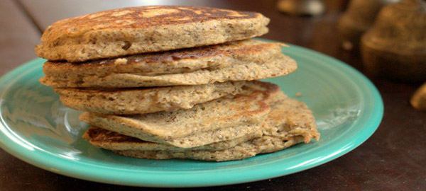 Survival buckwheat pancake