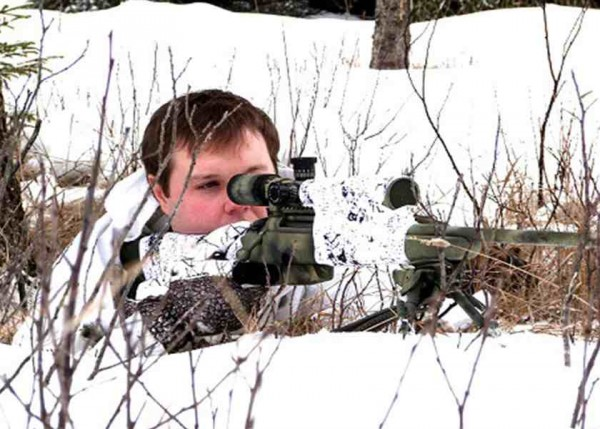 Sniper Basics For The SHTF Survivalist