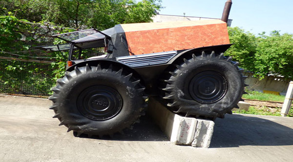 The Bug-Out Vehicle That Can Literally Take You Anywhere You