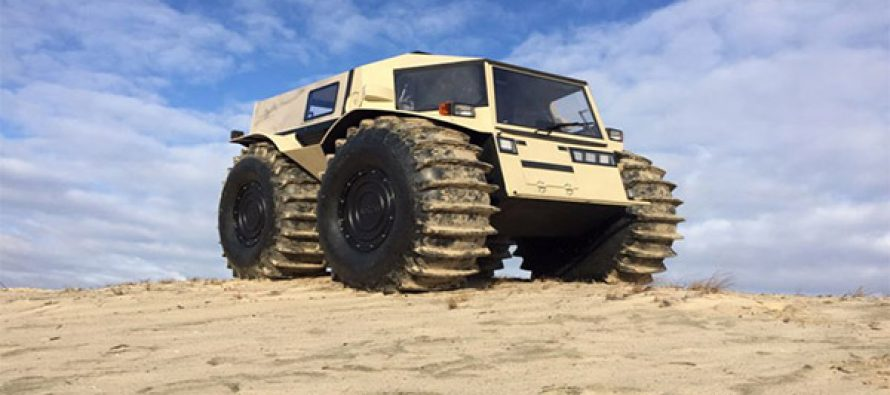 The Bug-Out Vehicle That Can Literally Take You Anywhere You Want