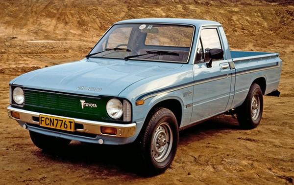 Toyota Hilux N30