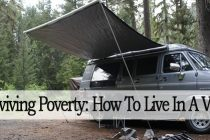 Surviving Poverty: How To Live In A Van