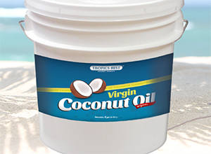 coconut oil for preppers