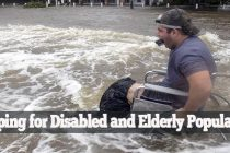 Prepping for Disabled and Elderly Populations (part I)