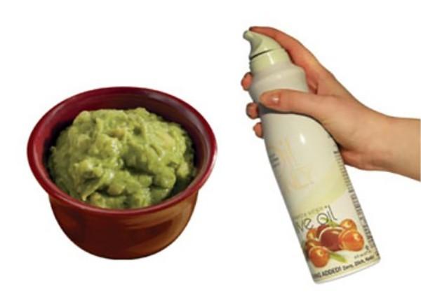 cooking spray guacamole