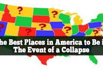 The Best Places in America to Be in The Event of a Collapse