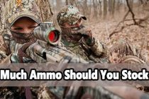 How Much Ammo Should You Stock Pile?