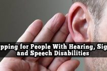 Prepping for People with Hearing, Sight, and Speech Disabilities