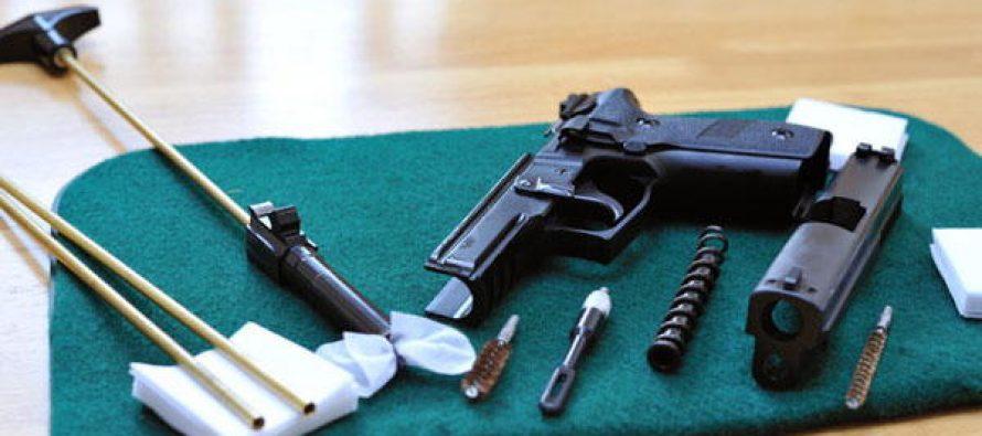 DIY Gun Solvent