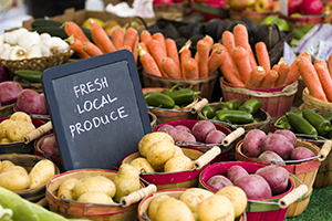 Farmers-Market Living without a refrigerator