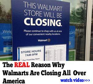 Walmarts Closing