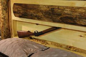 headboard gun