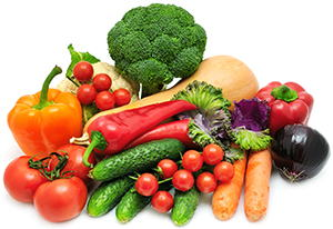 vegetables-variety living without a refrigerator