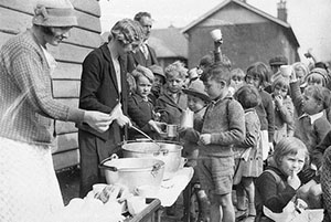food/ Great Depression