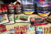 10 Awesome Food Ideas for Your Bug Out Bag