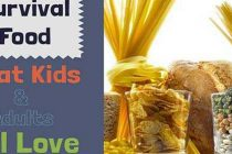 Survival Food That Kids & Adults Will Love
