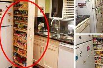 DIY: Hidden Kitchen Pantry