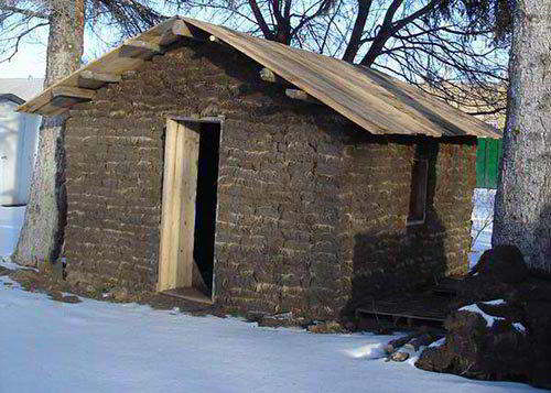 How To Build A Quot Dirt Quot Cheap Sod House Soddy Ask A Prepper