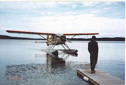 plane-docking