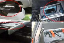 How to Conceal Weapons in Your Vehicle
