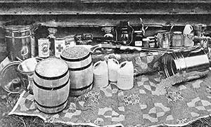 pioneers stockpiles