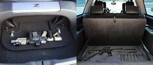 How To Conceal Weapons In Your Vehicle Ask A Prepper