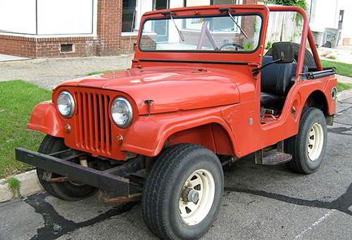 1979 Jeep CJ5 4x4