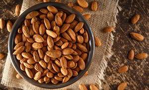 almonds orac