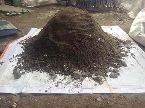 base wet sand