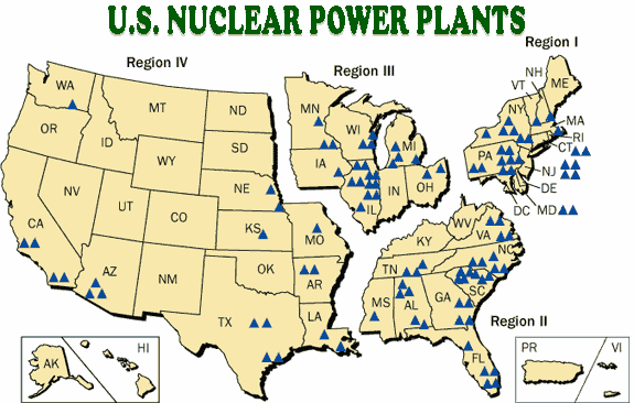 us nuclear power plant map 2