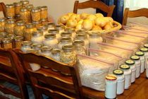 How To Buy and Store 260 Pounds of Food for just $83