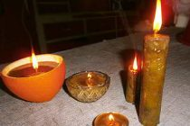 How to Make Candles out of Pine Resin (With Pictures)