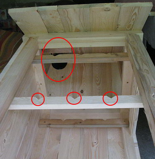 How to Build a Smokehouse In Your Backyard (with Pictures ... Meat Smokehouse Plans on meat smokers, frig plans, smoke house plans, smoker plans, meat chicken coop plans, meat smoking and smokehouse design, outhouse plans,