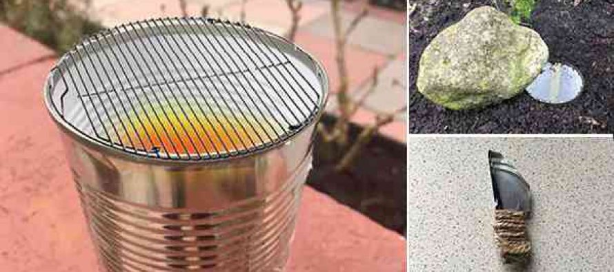 13 Survival Uses for a Tin Can