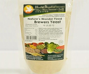 brewer yeast radiation