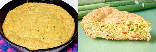 cattail spoon bread
