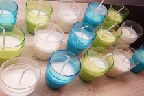 How To Make 30 Hours Survival Candles with Soy Wax