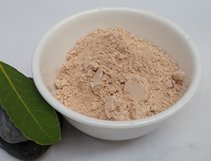 zeolite clay radition