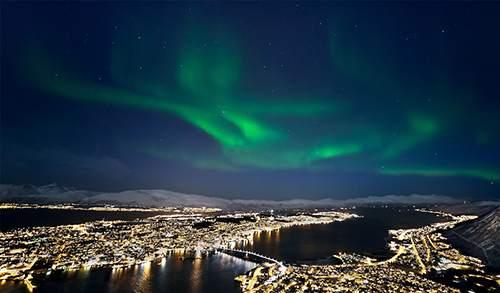 aurora borealis CME