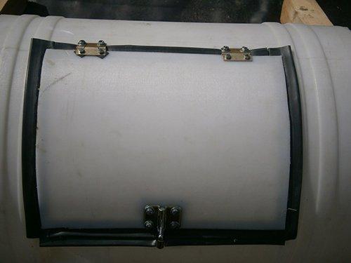 the hatch diy washing machine