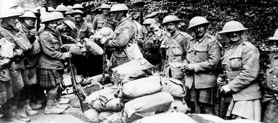 11 Food Storage Lessons Learned from WWI